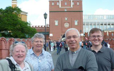 Il Comitato Esecutivo s'incontra a Mosca