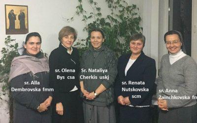 Nouveau Conseil à la CORU d'Ukraine