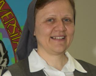 Sr. Marija ŠIMENC ist die neue Vizepräsidentin der KORUS