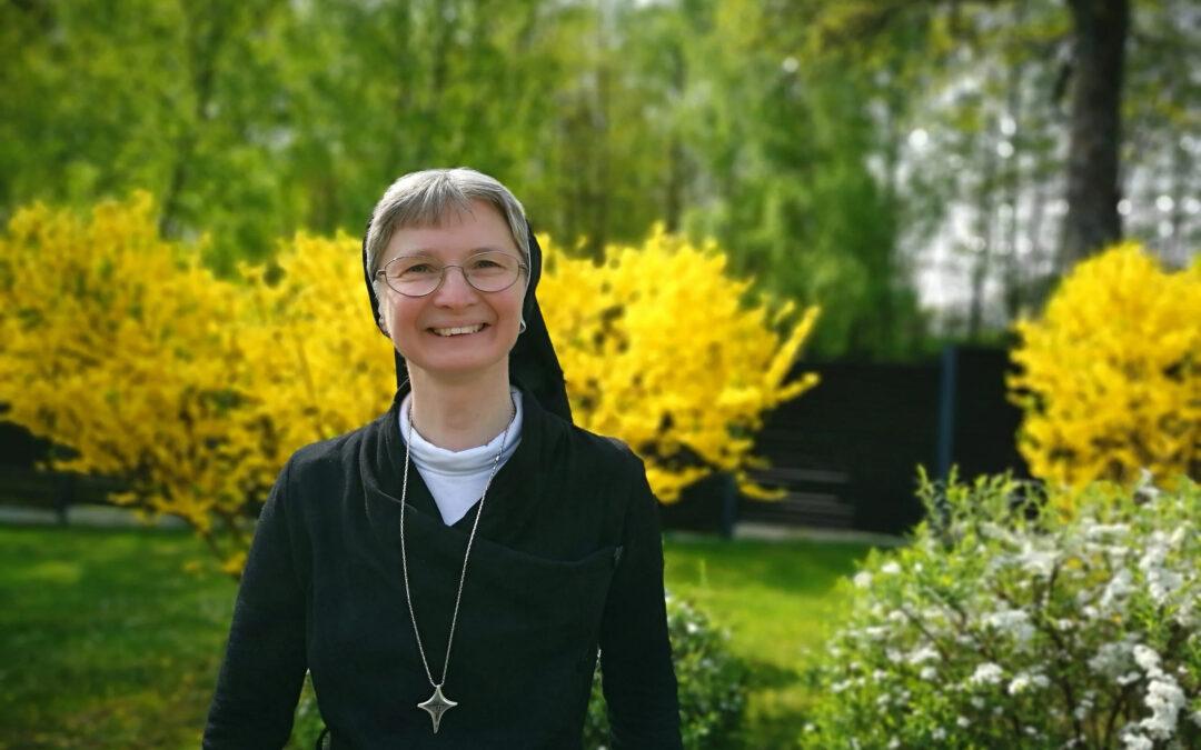 Nouvelle Présidente de la Conférence lituanienne LMVAVK